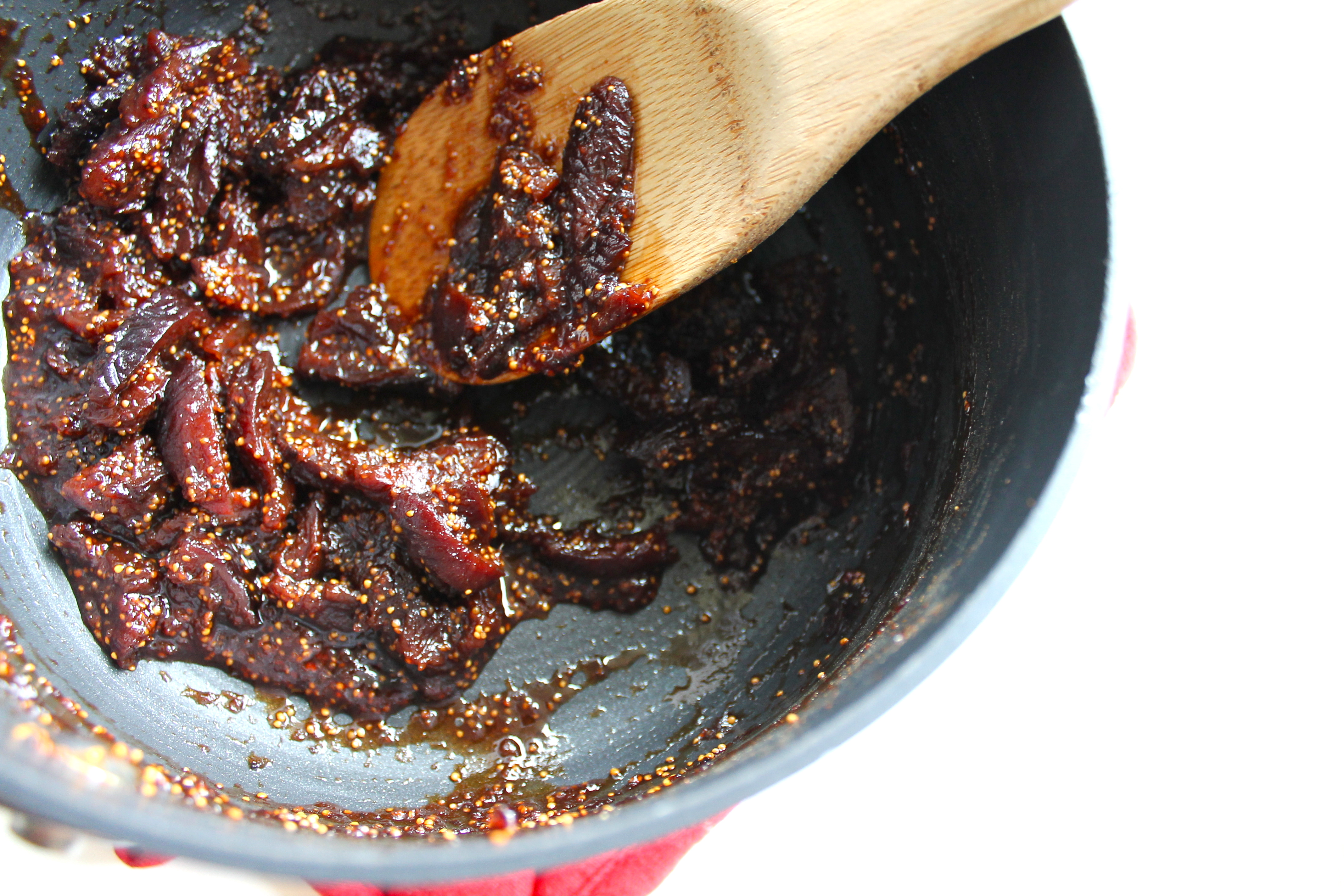 Black Mission Fig Jam -